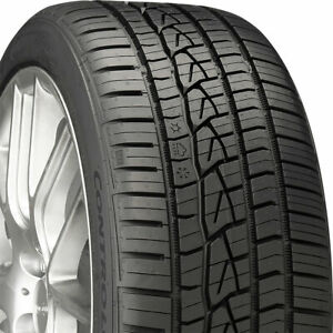 1 New 225 40 18 Continental Control Contact Sport Srs 40r R18 Tire 89668