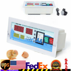 Xm 18d Automatic Incubator Controller Egg Hatcher Temperature Humidity Kit Usa