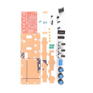 Xr2206 Function Signal Generator Sine Triangle Square Wave 1hz 1mhz Kit Diy_d As