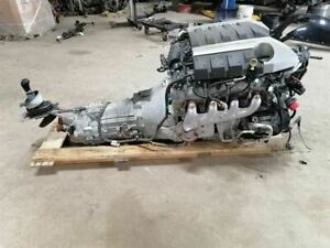6 2l Ls3 Drop Out Engine And Manual Transmission Fits 10 15 Camaro 750047