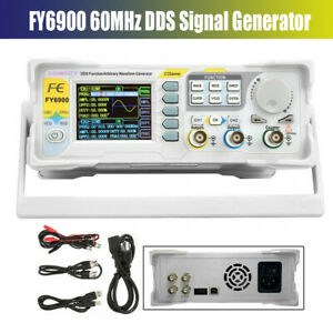 Dds Signal Generator Arbitrary Waveform Pulse Function Counter W power Cable