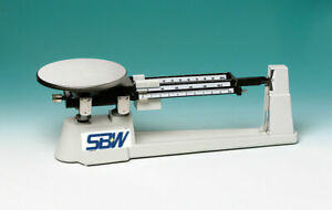 Triple Beam Mechanical Balance Scale 0 1g Weight Lab Business Home Use