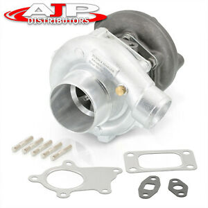 T3 T4 57ar Hybrid Turbo Charger Upgrade For Integra Rsx Civic Crx B16 B18 Swap