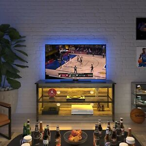 43 3 Computer Desk With Shelf Pc Laptop Table Writing Home Office Workstation