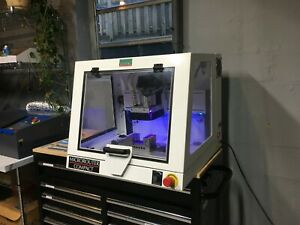 High Quality Denford Cnc Machine With Enclosure Upgraded Motion Controller