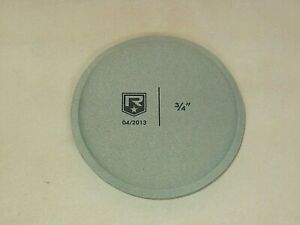 US Military Issue Revision Foliage ACH MICH Combat Helmet Crown Pad Size 3 4quot; $5.99