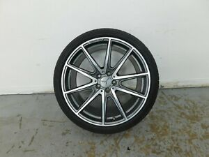 2016 15 17 18 Mercedes Amg Gts Gt S 20 Rear Wheel And Tire 1 4536