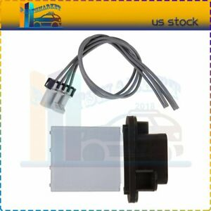 A C Heater Blower Motor Resistor For 2005 2006 2007 2008 09 2017 Toyota Tacoma
