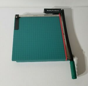 Buddy Products paper Cutter Guillotine heavy Duty Paper Cutting Tool 13 X 13