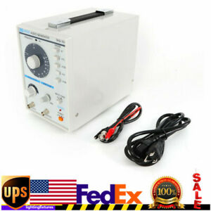 110v Low Frequency Audio Signal Generator Signal Source 10hz 1mhz Tag 101 Usa