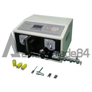 New Swt508 sd Computer Wire Peeling Stripping Cutting Machine