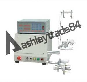 220v Computer Cnc Automatic Coil Winder Winding Machine For 0 03 1 2mm Wire