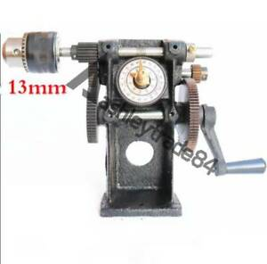 Nz 5 Manual Hand Coil Counting Winding Winder Machine Modified 13mm