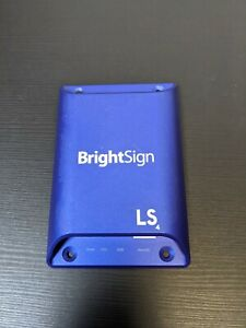 Brightsign Ls424 Standard I o Html5 Player Unit Only