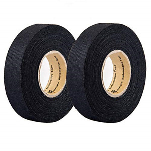 Automotive Wiring Harness Cloth Tape High Temp Wire Harness Wrapping Tape Heat