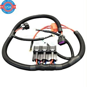 Dual Electric Fan Upgrade Wiring Harness Fits For 1999 2006 Ecu Control New