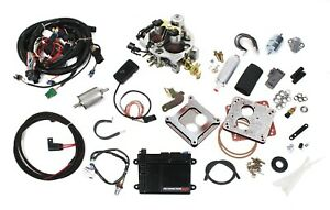 Fuel Injection Throttle Body Injection Kit Holley 550 200
