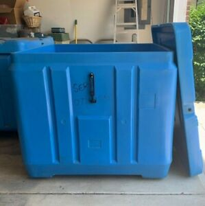 Thermosafe Slightly Used Insulated Industrial Shipping Container Model Hr30p