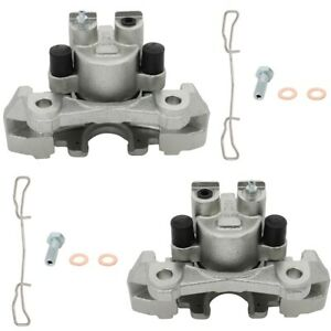 2pc Rear Brake Calipers Pair For 1999 2004 Jeep Grand Cherokee Limited 4 0l