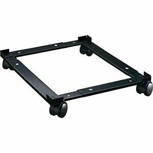 Office Dimensions Commercial Vertical File Cabinet Dolly With 2 Locking Wheels