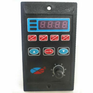 750w Single Phase Variable Frequency Drive Converter 3 Phase Output Usa