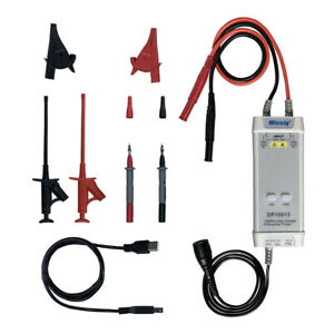 Dp10013 High Voltage Differential Probe 1300v 100mhz 50x 500x Attenuation Rate