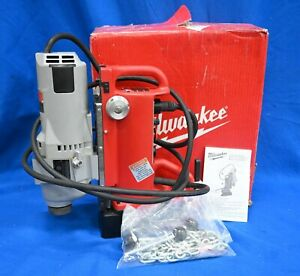Milwaukee Electromagnetic Drill Press Mt3 Taper 4209 1