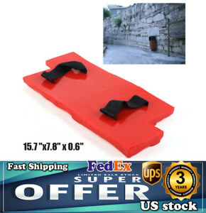 Cushion Concrete Pressure Mold Wall Texture Stamp Seamless Slate Mat400 200 15mm