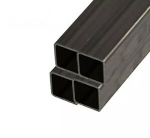 4 pack 1 X 1 X 48 Inches Long 0 0625 16 Ga Thick Steel Square Tubing