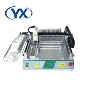 Tvm802b With 46feeder Smd Soldering Machine Automatic Pick And Place Machine