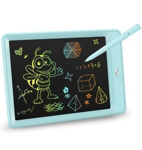 Kokodi Lcd Writing Tablet 10 Inch Colorful Toddler Doodle Board Drawing Tablet