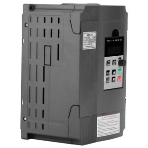 220v Single phase Variable Frequency Drive Vfd Speeds Controller For 3 phase