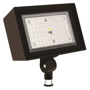 Hubbell Lighting Outdoor Rfl3 40 4k Floodlight led 4551 Lm 34w