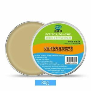 Bga Solder Paste Flux Lead free No clean Soldering Grease For Metalworking Pcb P