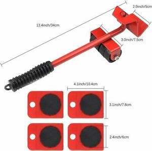 New Furniture Shifting Tool heavy Furniture Appliance Lifter And Mover Tool Set