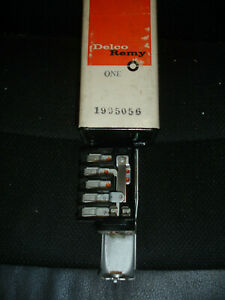Nos 1954 Oldsmobile Headlight And Dash Lights Switch 1995056 In Delco Box