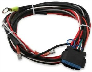 Msd Ignition 8897 Plug In Wiring Harness Digital 6a Programmable Ignition Contro
