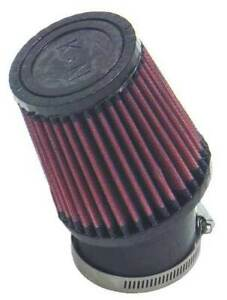 K n Qm Cone Air Filter 2 7 16 Clamp On Sn 2530