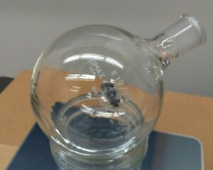 Kimax Glass 250ml Round Bottom Boiling Flask 19 22 Joint