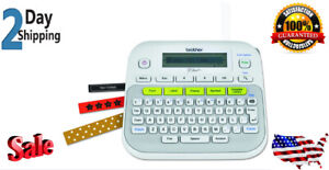 Brother P touch Ptd210 Easy to u Label Maker One touch Keys Multiple Font St