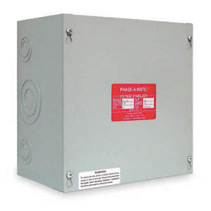 Phase a matic Vs 5 Voltage Stabilizer max Amps 13 9 5 Hp