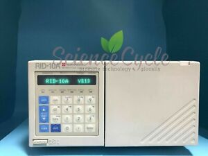 Shimadzu Refractive Index Detector Rid 10a For Liquid Chromatography