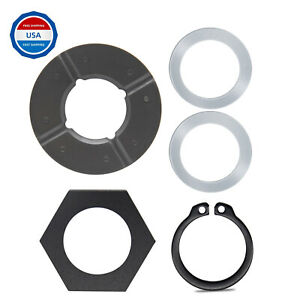 For Ford F250 F350 Excursion Thrust Washer Kit 50 60 Front Axle 98 04 New Usa Fits 2009 Ford