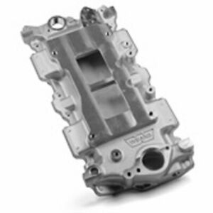 Weiand 6100wnd 142 Series Supercharger Intake Manifold Chevy Small Block