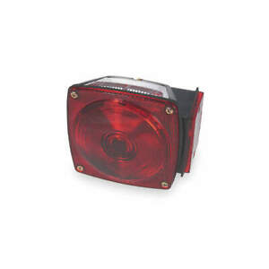 Grote 52312 Utility Trailer Light lh 5x4 5 In