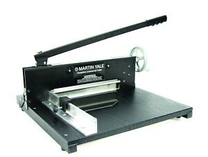 Martin Yale 7000e Heavy Duty Commercial Stack Paper Cutter With Extra Blade