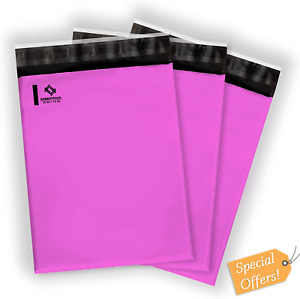 Kkbestpack 100 Large Poly Mailers 10x13 Shipping Bags For Small Business Self