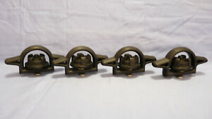 Genuine Toyota Tacoma Bed Cleats Striker Luggage Bed Rail Cleats 58461 04030