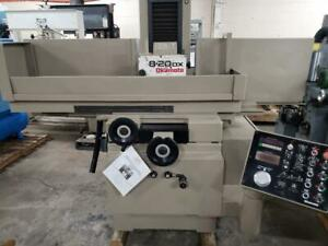 Okamoto Precision 3 Axis Hydraulic Automatic Surface Grinder Acc 8 20dx