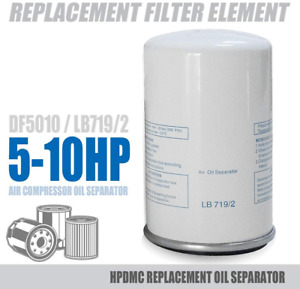 Spin on Oil Separator Direct Replacement Lb719 2 For 5 10hp Screw Air Compressor